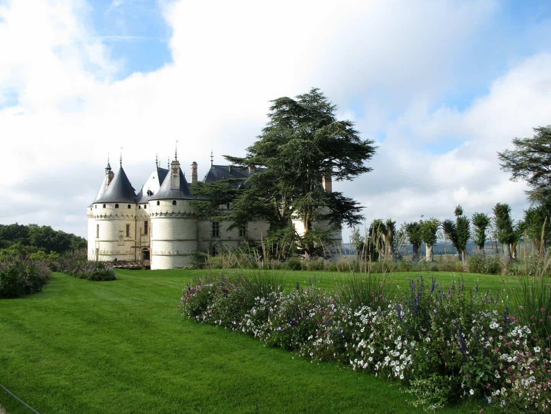 Chateau Chaumont din Haute Marne