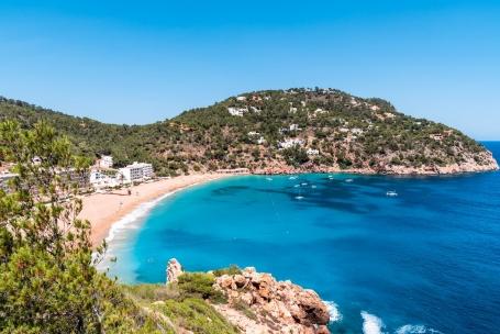Cala San Vicente, Ibiza