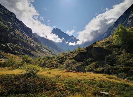 Munții Parcului Național Écrins