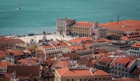 Panoramă Lisabona