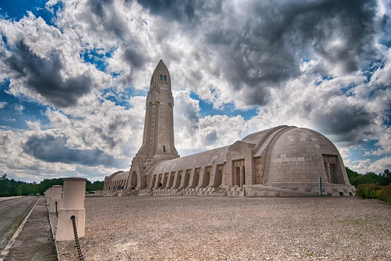 Fortificațiile Douaumont, de la Verdun, Lorena