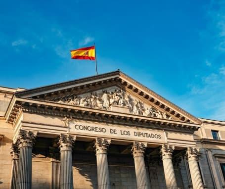 Palatul Cortes, Congresul Deputaților Spaniei