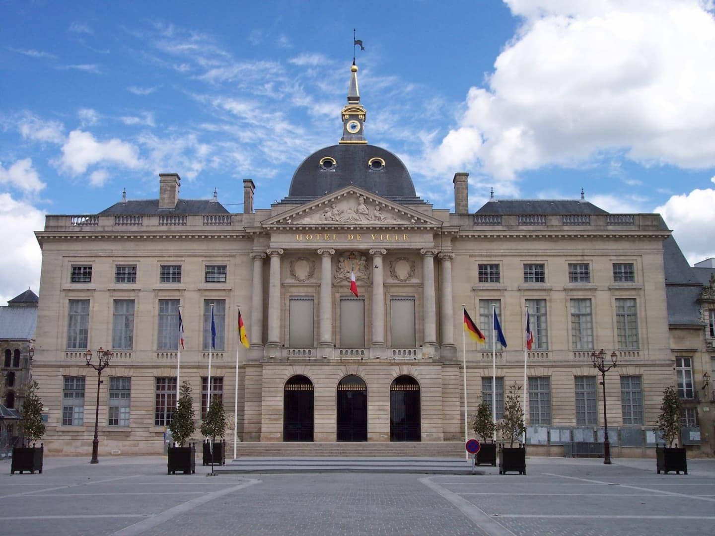Primăria din Châlons-en-Champagne, Marne