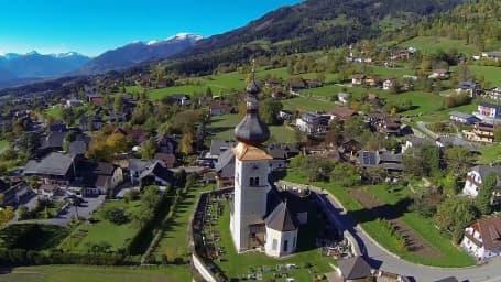 Biserica St. Johann Baptist din Millstatt