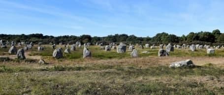 Menhirele (megaliții) din Carnac, Morbihan