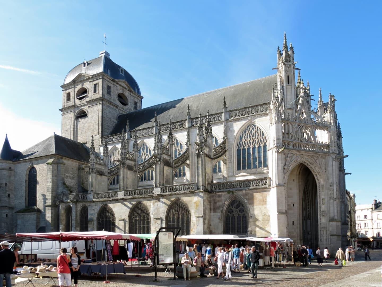 Bazilica din Alençon, Orne