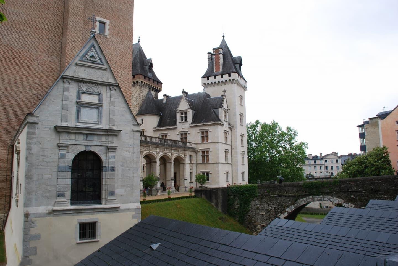 Castelul din Pau