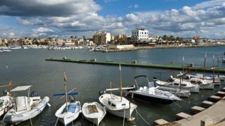 Portul de agrement din Portixol