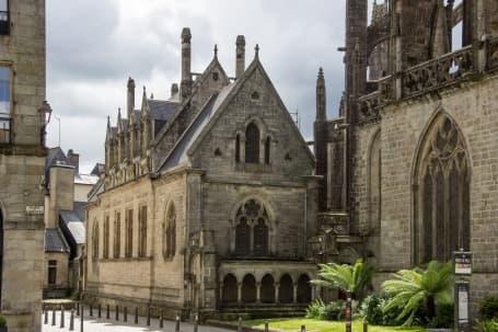 Catedrala din Quimper