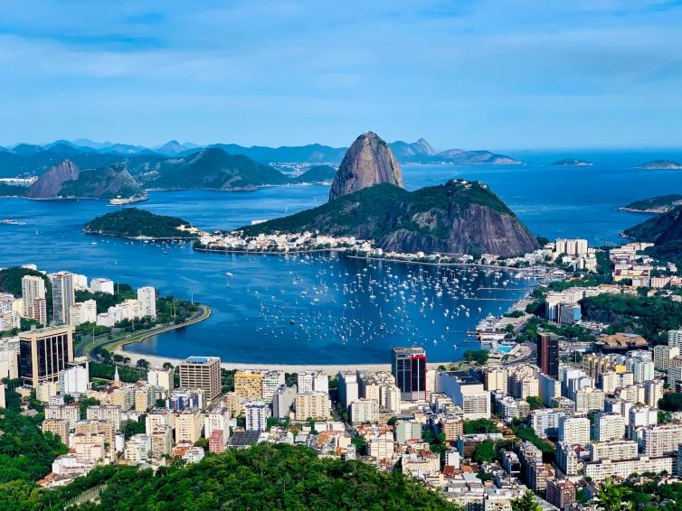 Panoramă Rio de Janeiro