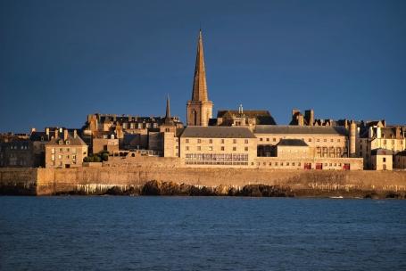 Orașul vechi din Saint Malo