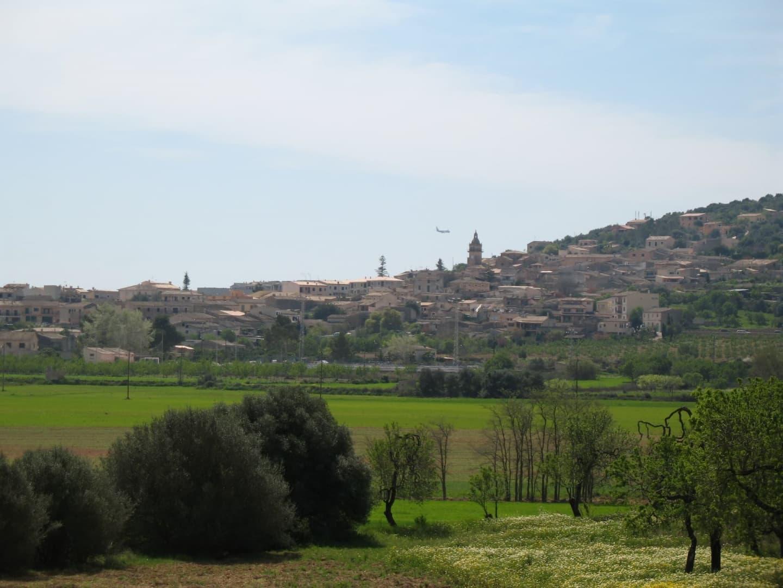 Panoramă Santa Eugènia