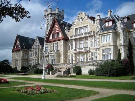 Palacio de Magdalena din Santander