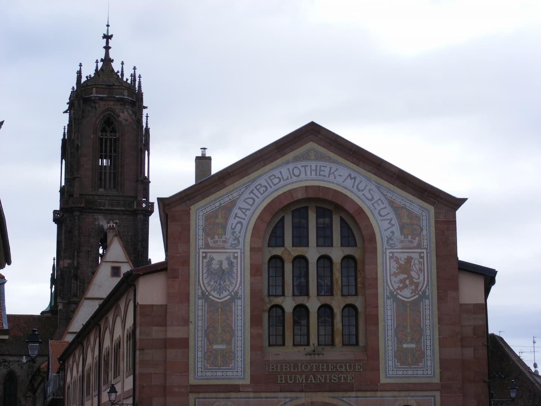 Biblioteca din Sélestat