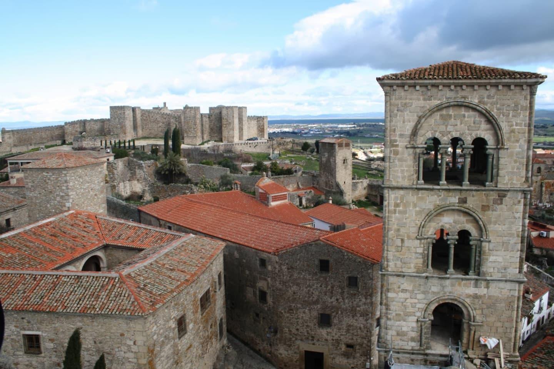 Vechile fortificații din Trujillo