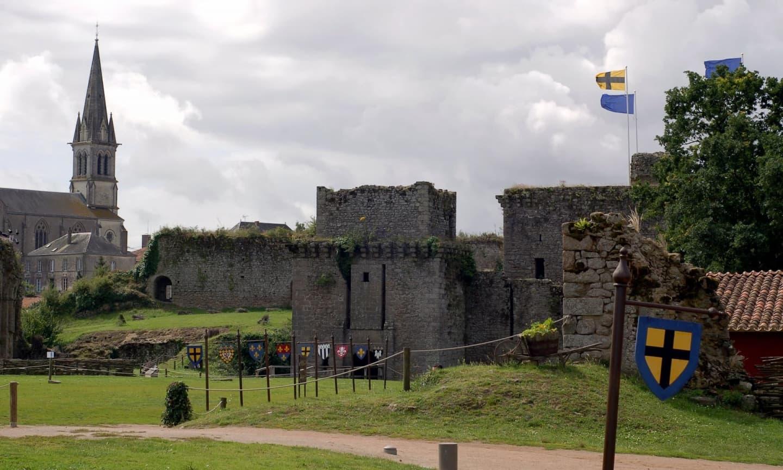 Castelul Tiffauges