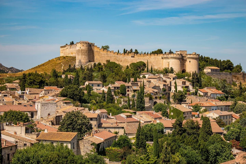Fortul Saint-André din Villeneuve lès Avignon