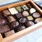 Ciocolată din Bruges, Belgia