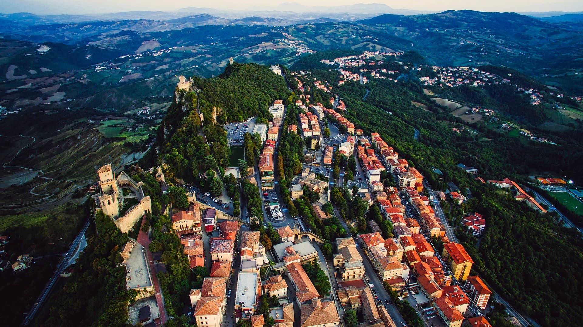 Locul 9 cele mai bogate țări din lume, San Marino