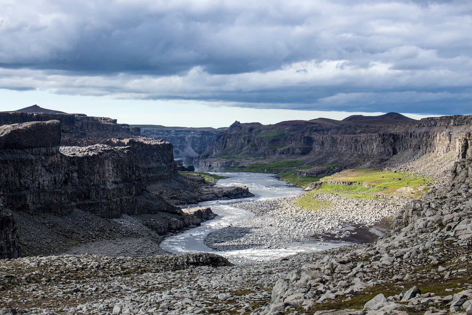 Peisaj spectaculos în Parcul Național Vatnajökull