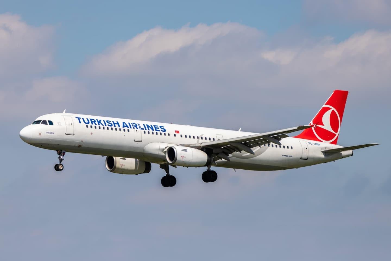 Compania aeriană Turkish Airlines