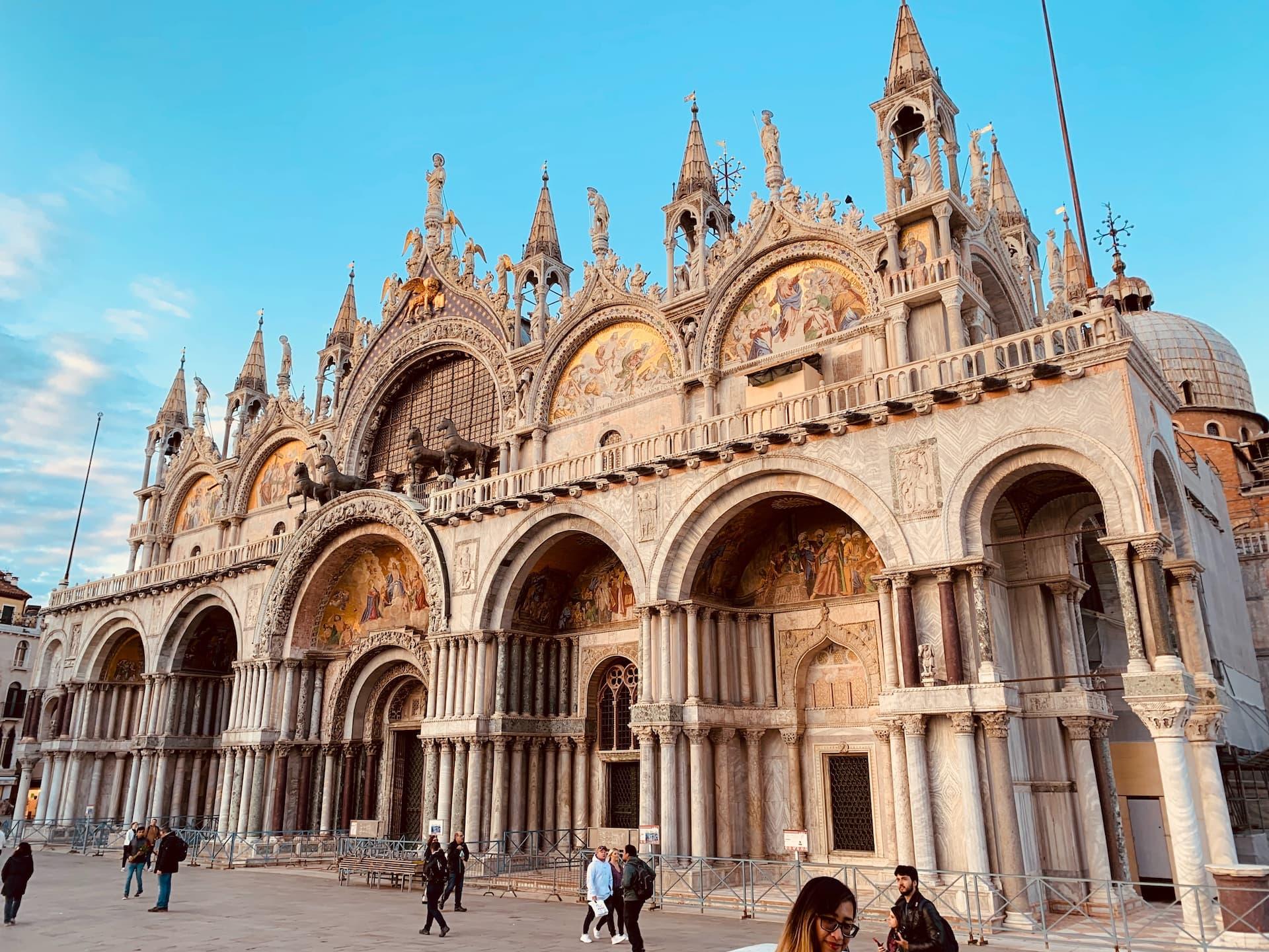 Bazilica San Marco, Veneția