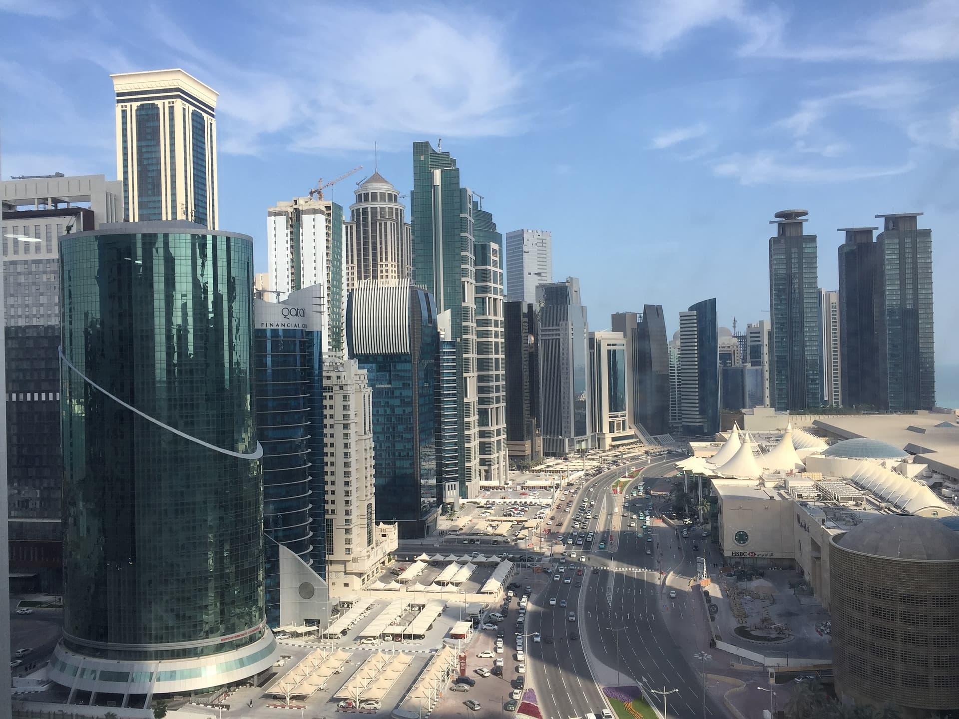 Locul 4 cele mai bogate state, Qatar