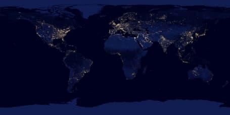 Cele mai mari țări din lume