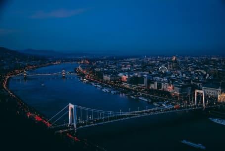 Al doilea cel mai lung fluviu din Europa, Dunărea