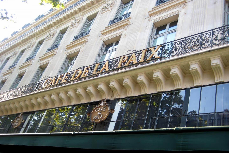 Café de la Paix, Paris