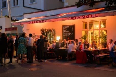 Triangel, Salzburg